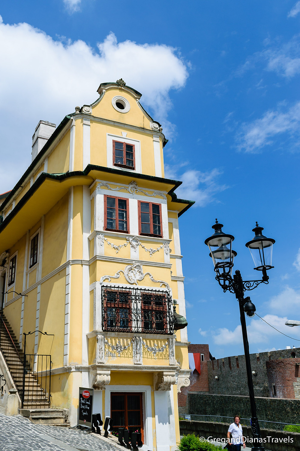 House of the Good Shepherd, also called the Clock Museum, Bratislava Slovakia, Travel blog, Travel photography