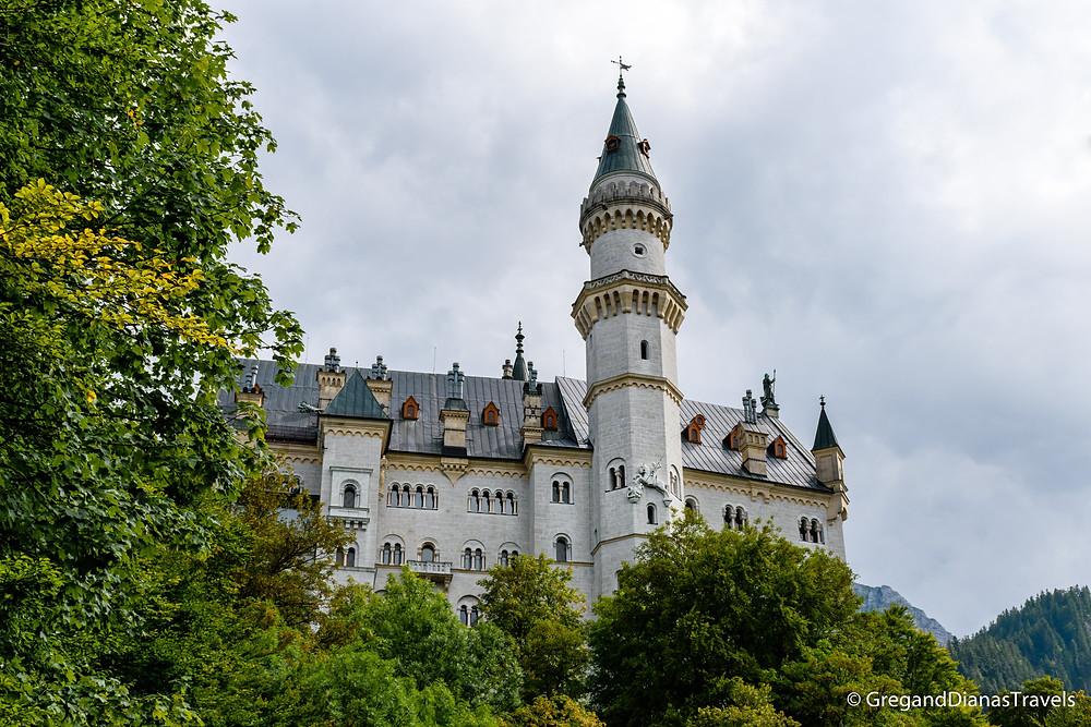 Neuschwanstein Castle, Bavaria Germany, Travel blog, Travel photography