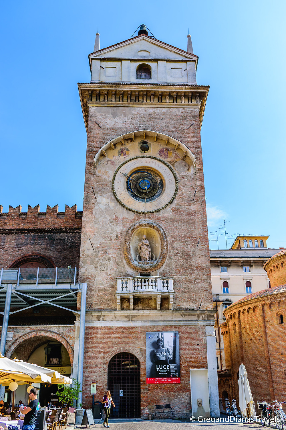 Clock Tower Mantua
