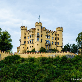 Hochenschwangau Castle