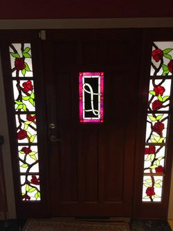 Front door of the LaSorella studio