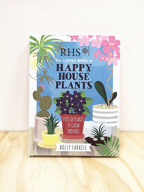 The Little Book of Happy Houseplants
