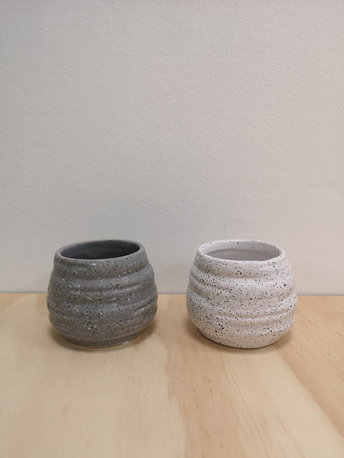 Speckled Ceramic Pot
