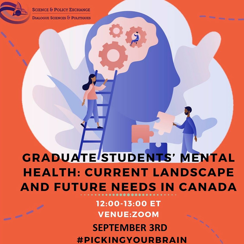 Graduate Students' Mental Health : Current Landscape and Future needs in Canada (1)