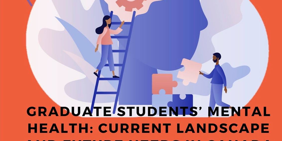 Graduate Students' Mental Health : Current Landscape and Future needs in Canada