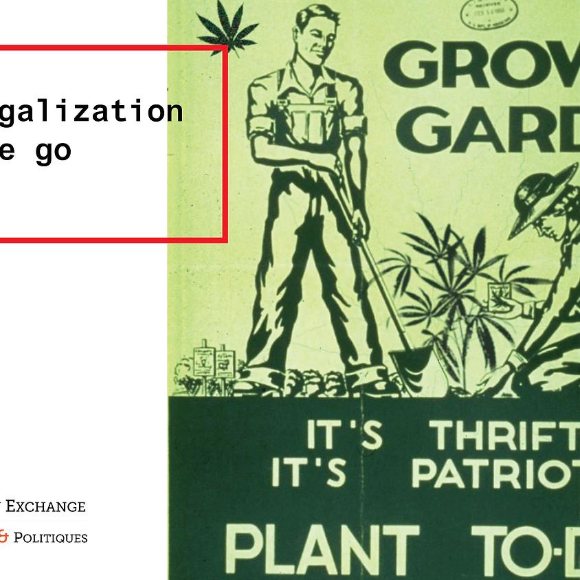 Marijuana legalization - where do we go from here?
