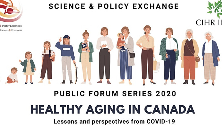 SPE Forum: Healthy Aging in Canada, Lessons & perspectives from COVID-19