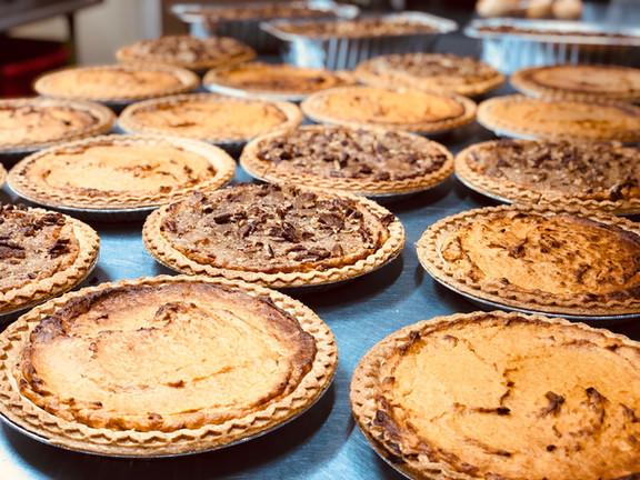 Sweet Potato Pies - best ever!