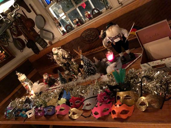 Masquerade Anniversary Party