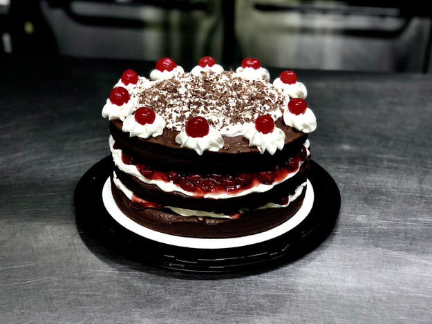 Black Forest Cake for a special order
