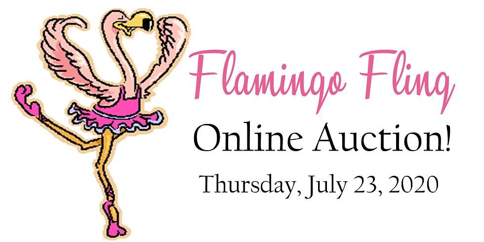 Flamingo Fling 2020 - Online Auction Event!