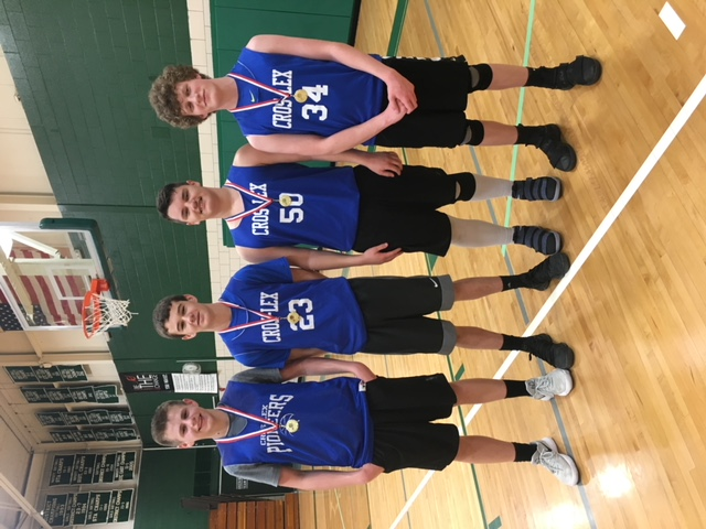 13-15 boy winners