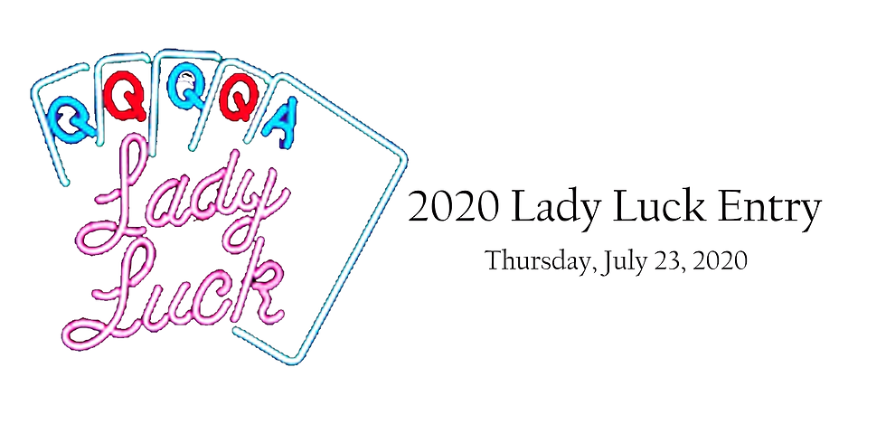 Lady Luck Drawing! - 2020 Flamingo Fling