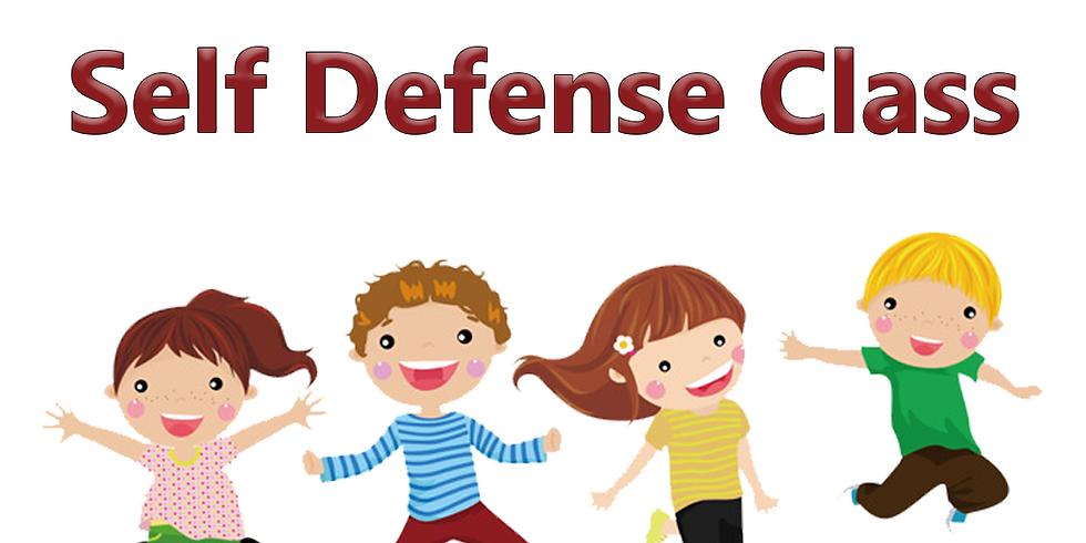 Little Shavers Self Defense Class