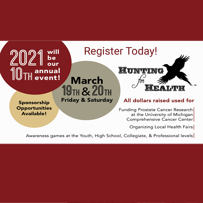 Hunting for Health 2021 - Saturday