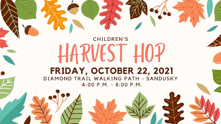 Children's Harvest Hop