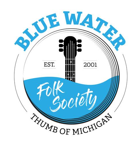 Blue Water Folk Society - Logo Creation