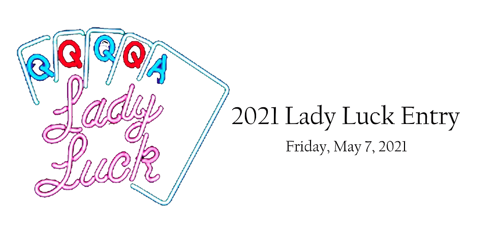 Lady Luck Drawing! - 2021 Flamingo Fling