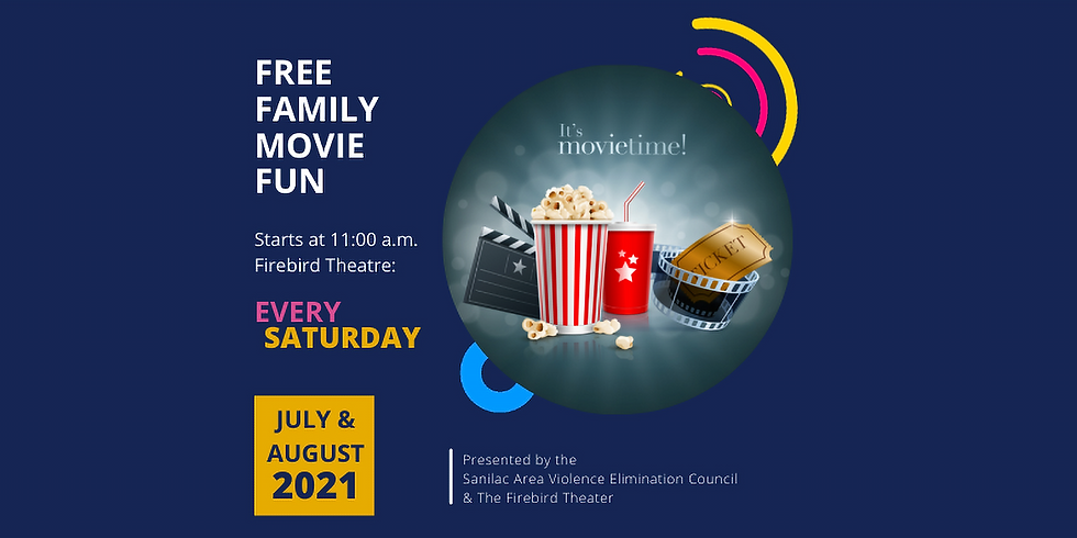 Free Summer Fun! Family Friendly Movies During July & August.