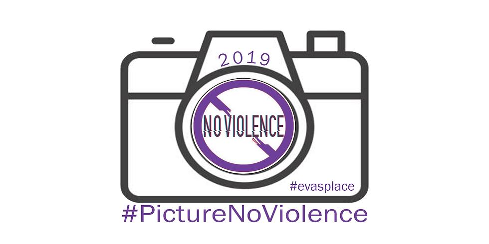 #PictureNoViolence Scavenger Hunt