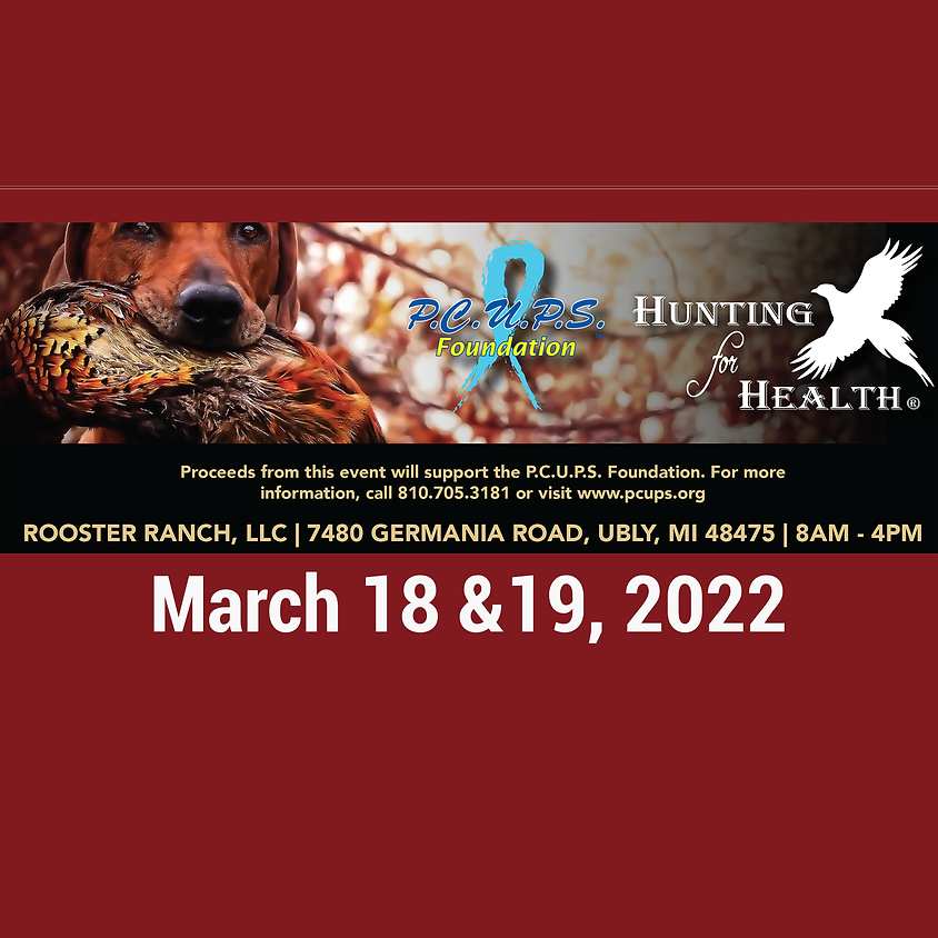 Hunting for Health 2022 - Saturday