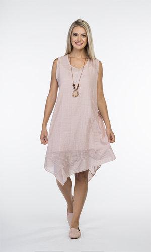 CHERISHH ROSE COTTON DRESS