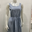 Thumbnail: SOUL CATCHER BLUE DRESS WITH OPEN BACK