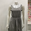 Thumbnail: SOUL CATCHER GREY DRESS WITH OPEN BACK