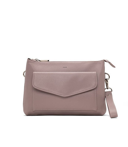 CO LAB DUSTY MAUVE CROSS BODY