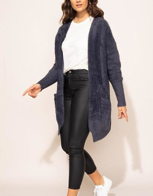PINK MARTINI ARIELLE SWEATER NAVY