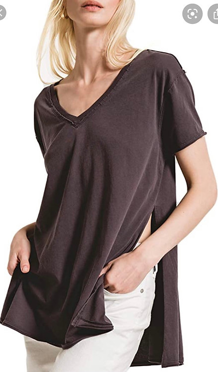 Z SUPPLY TEE WITH HIGH SLIT