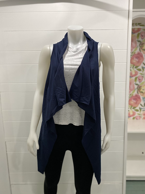 SOUL CATCHER NAVY VEST