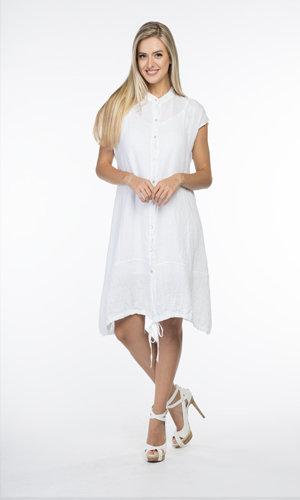 CHERISHH WHITE DRESS