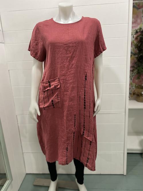 BEYOND CAPRI MADE IN ITALY LONG DRESS