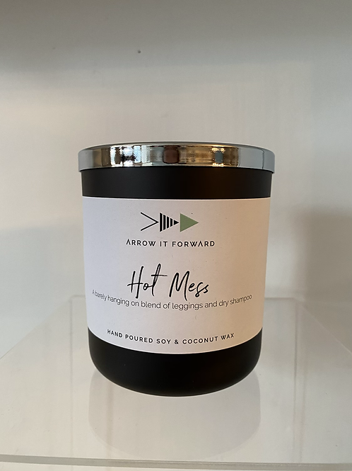 ARROW IT FORWARD HOT MESS 16oz CANDLE