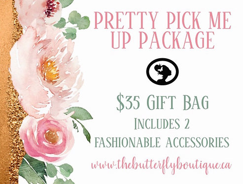 PRETTY PICK ME UP PACKAGE