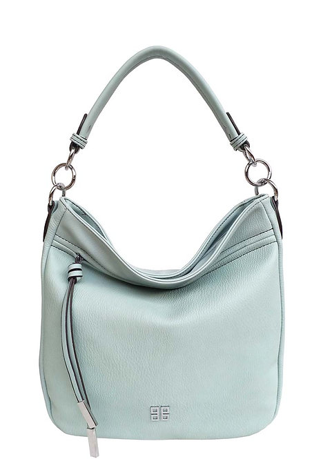 PASSIONS PURSE LIGHT TEAL