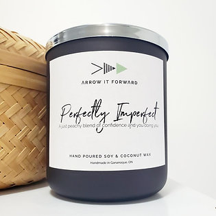 ARROW IT FORWARD PERFECTLY IMPERFECT 16oz CANDLE