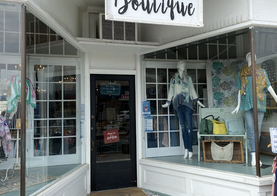The Butterfly Boutique Spring 2021