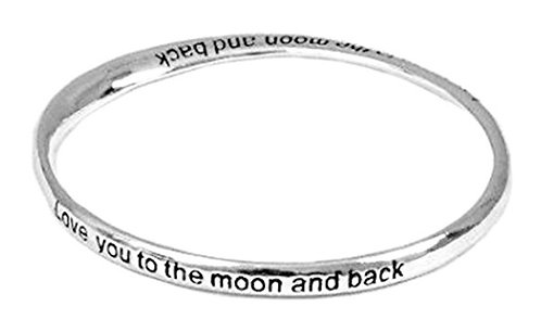SHAGWEAR BRACELET LOVE YOU TO MOON AND BACK