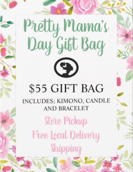 PRETTY MAMA'S DAY GIFT BAG
