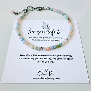 CALLIE RAE ANKLET BE-YOU-TIFUL