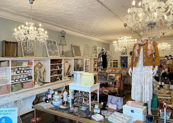 The Butterfly Boutique Inside Spring 2021