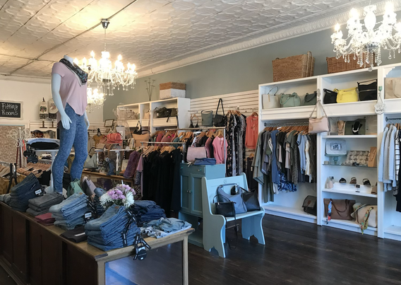 Inside The Butterfly Boutique Summer 2020