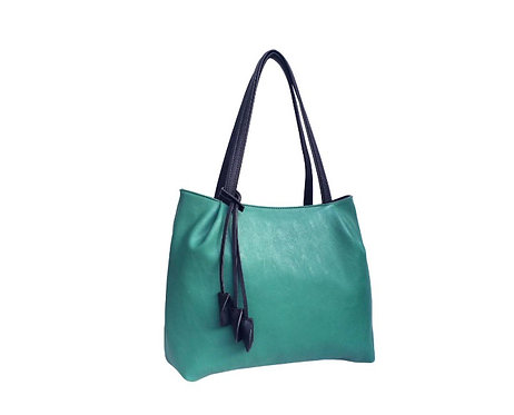 PASSIONS GREEN PURSE