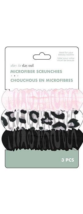 MICROFIBRE 3 PACK SCRUNCHIES