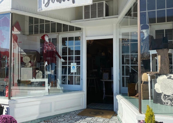 The Butterfly Boutique Fall 2020