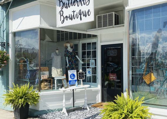 The Butterfly Boutique Summer 2020