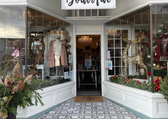 The Butterfly Boutique Christmas 2020
