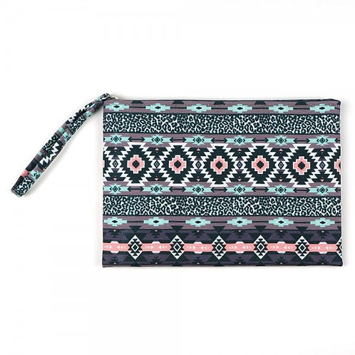 STYLINE ZIP UP COSMETIC BAG